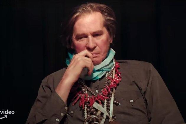 Val Kilmer Looks Back at His Stardom, His Fall From It, and 40 Years of Self-Videotaping