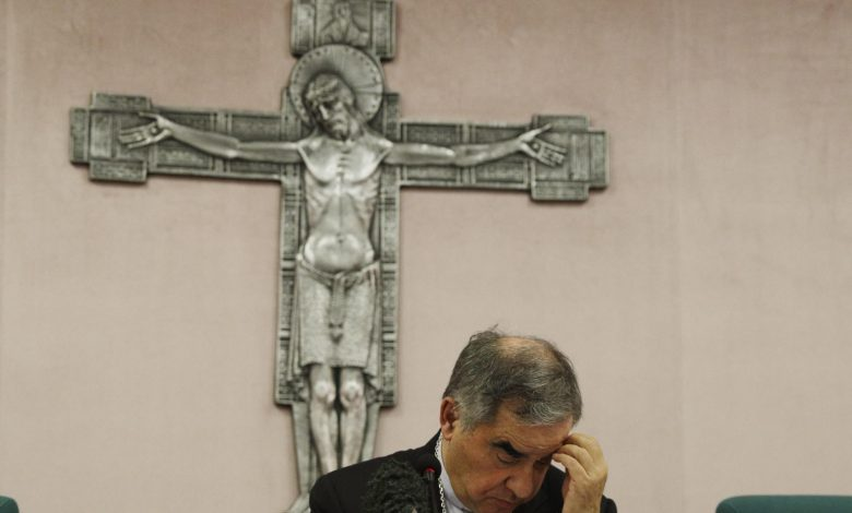 Vatican indicts 10 people, including a cardinal, in UK deal