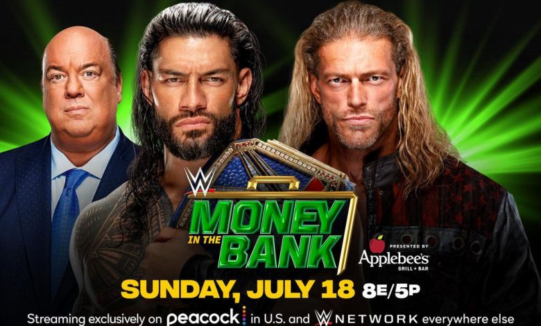 WWE Money in the Bank 2021: Live updates, results and match ratings