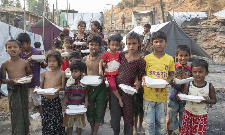 War, Covid and climate change fuel hunger crisis killing 11 every minute