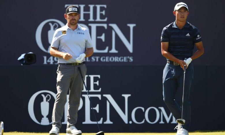 Why The Open is still wide open with 18 holes left