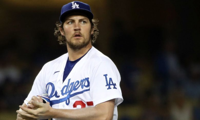 Woman says in domestic violence restraining order that Los Angeles Dodgers pitcher Trevor Bauer strangled her unconscious on multiple occasions during sex