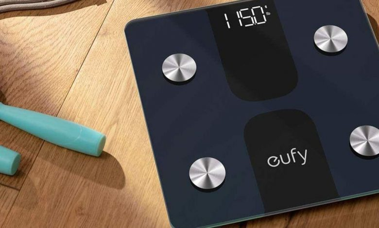 You can grab the Eufy Smart Scale for $19 today
