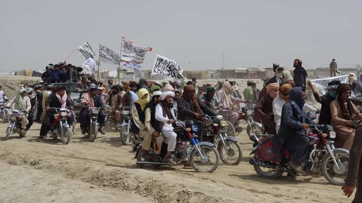 afghanistan taliban president ashraf ghani must step down for peace deal latest news updates