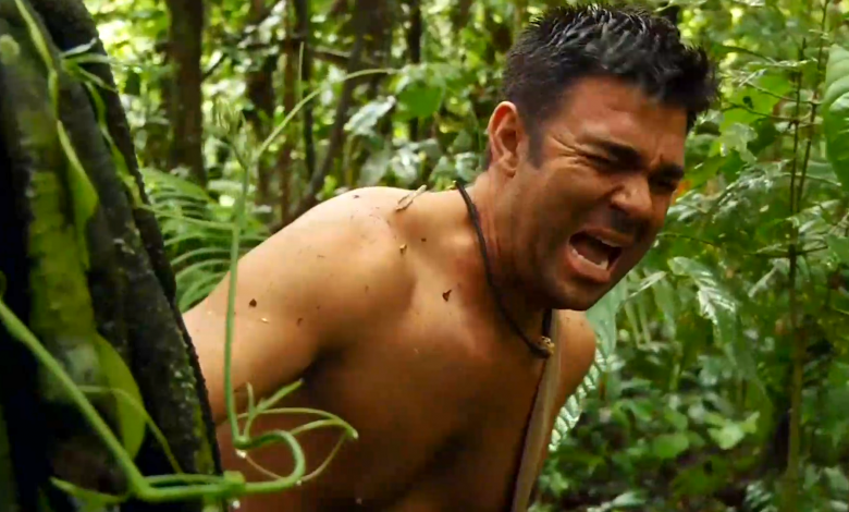 'Naked & Afraid' stars bitten by world's most painful insect