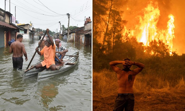 """Major U.N. climate report warns of """"extreme"""" and """"unprecedented"""" impacts"""