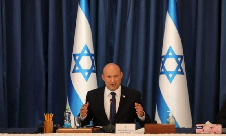 Israel's new prime minister says he'll present a new strategic vision on Iran in upcoming meeting with Biden