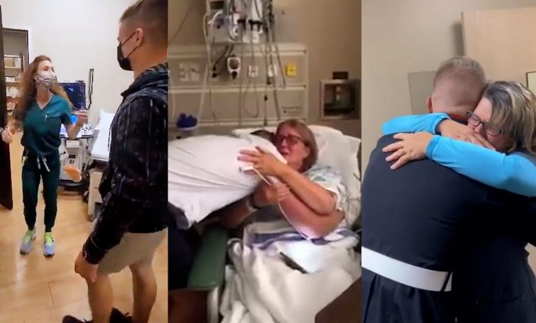 5 times heroes surprised health care workers and patients