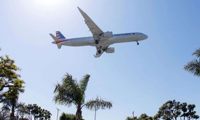 American Airlines says August revenue weaker than expected because of Covid