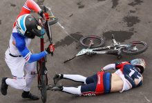 American BMX rider Connor Fields released from hospital five days after crash at Tokyo Olympics