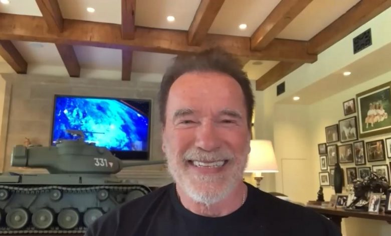 Arnold Schwarzenegger's 'Screw your freedom' remarks leads to a sponsorship loss