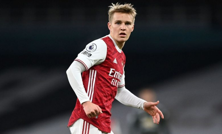 Arsenal close in on permanent Martin Odegaard deal