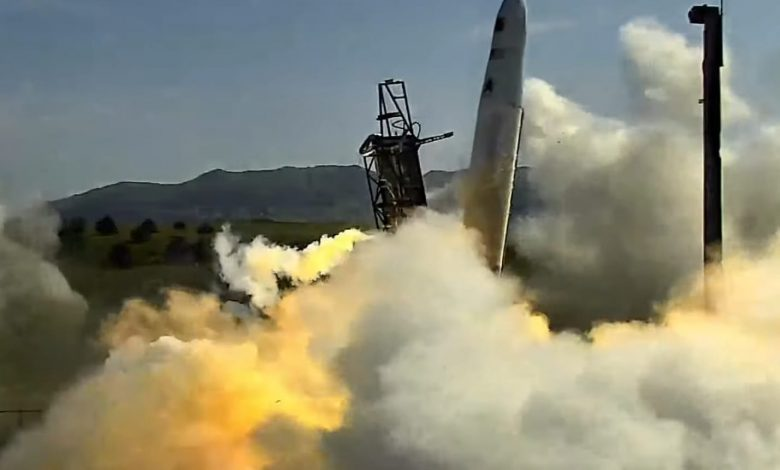 Astra stock ASTR falls after company's weekend rocket launch failure
