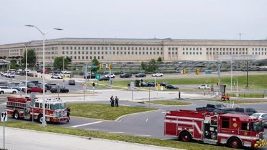 Attack on Pentagon officer was sudden, unprovoked, FBI says