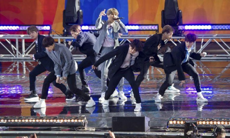 BTS is the latest musical act to scrap tour dates again as COVID-19 cases surge