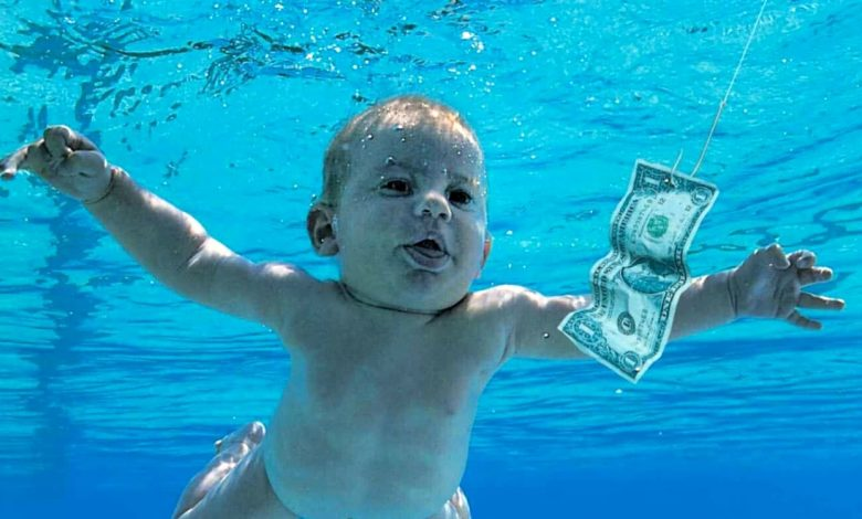 Baby on cover of 'Nevermind' sues Nirvana alleging child pornography