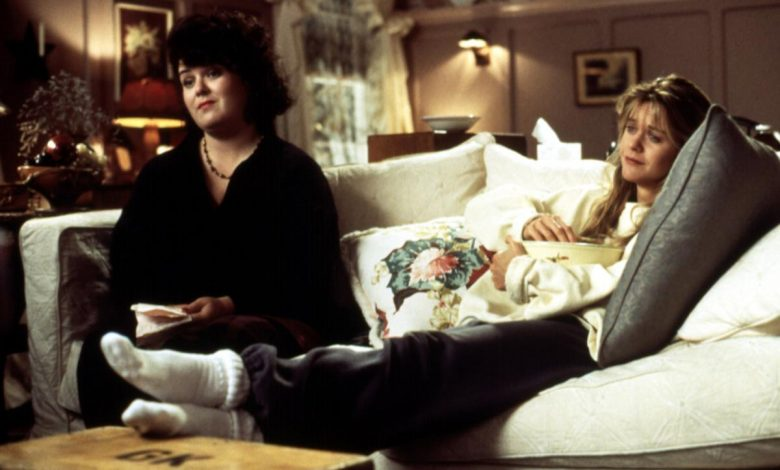 Bette Midler inspired Rosie O'Donnell in 'Sleepless in Seattle'