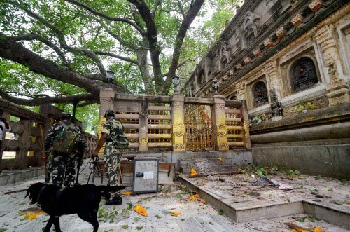 mahabodhi temple reopens
