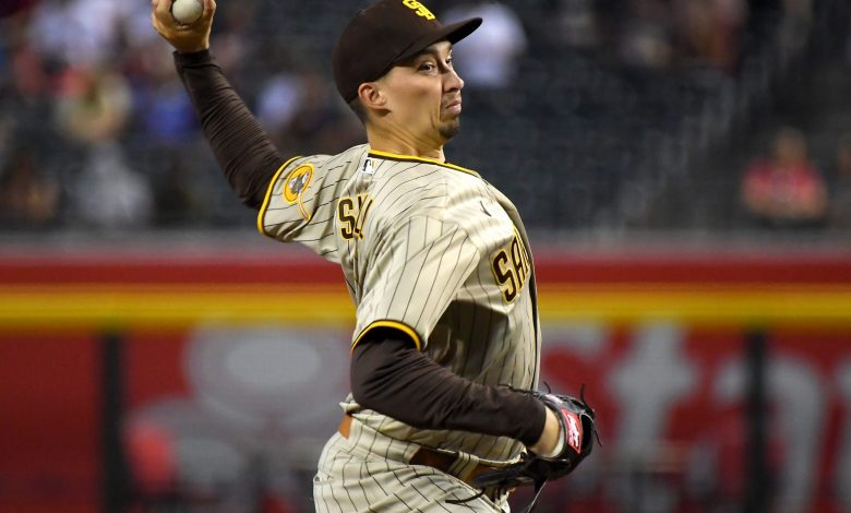 Blake Snell Is Simplifying His Approach