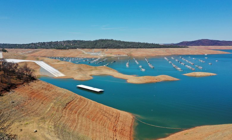 California shuts down major hydroelectric plant amid severe drought