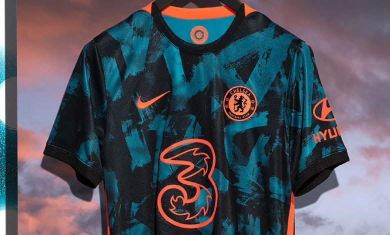 Chelsea go green with bold third kit for 2021-22 season