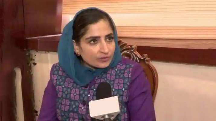 Afghanistan's 1st non-Muslim woman MP: Couldn't even
