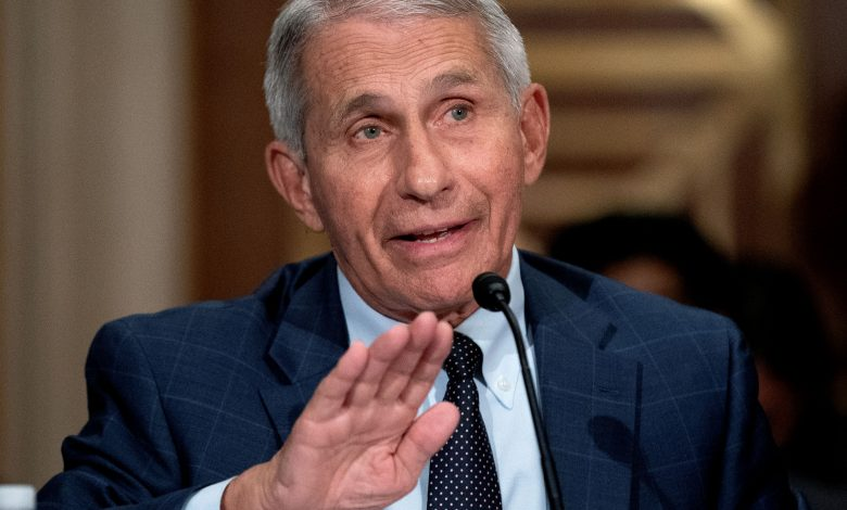 Fauci says everybody will likely need third vaccine