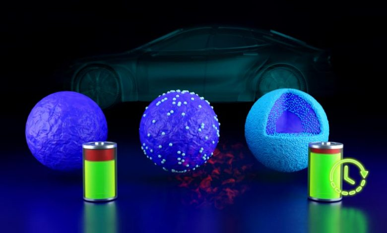 Improved Lithium Ion Battery Long Term Capacity