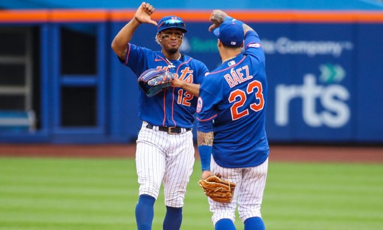 Francisco Lindor, Javier Baez apologize to New York Mets fans for thumbs-down gestures