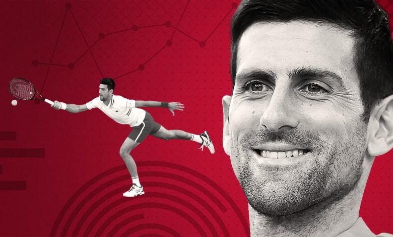 How Novak Djokovic mastered his few faults to become the GOAT