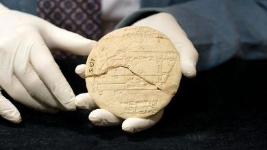 Incredible 3700-Year-Old Babylonian Clay Tablet Is World's Oldest Example of Applied Geometry