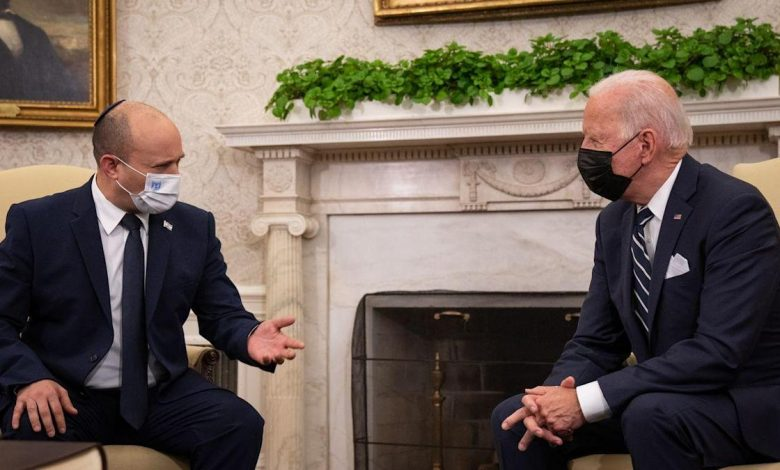 """Israeli PM presented Biden with """"death by a thousand cuts"""" Iran strategy"""