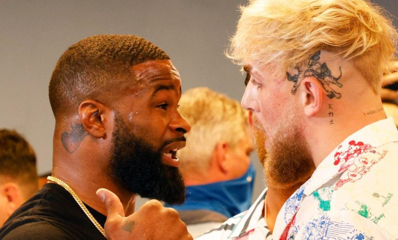 Jake Paul vs. Tyron Woodley fight purse: How much will the fighters make tonight?