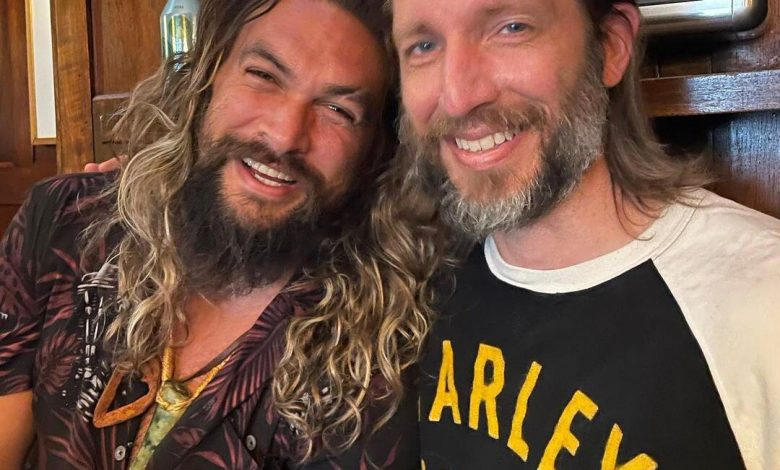 Jason Momoa Is 42! 'Aquaman' Star and Lenny Kravitz Celebrate His 'Craziest Year to Date'