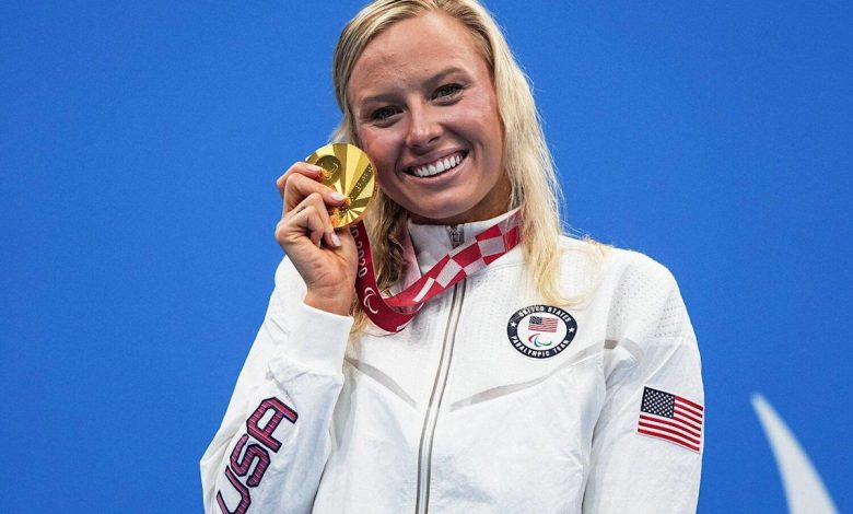 Jessica Long Wins 25th Career Paralympic Games Medal with Gold for 200m Medley: 'I'm Over the Moon'
