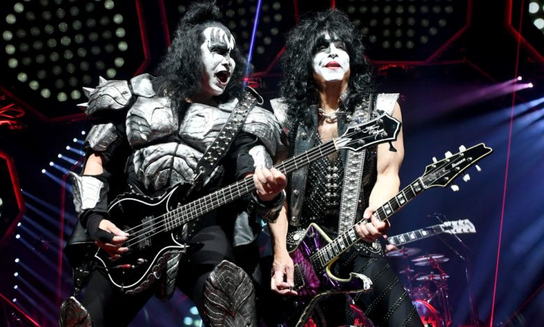 KISS rocker Gene Simmons tests positive for COVID