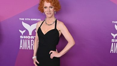 Kathy Griffin on recovering from surgery while staying sober: 'more than I expected'