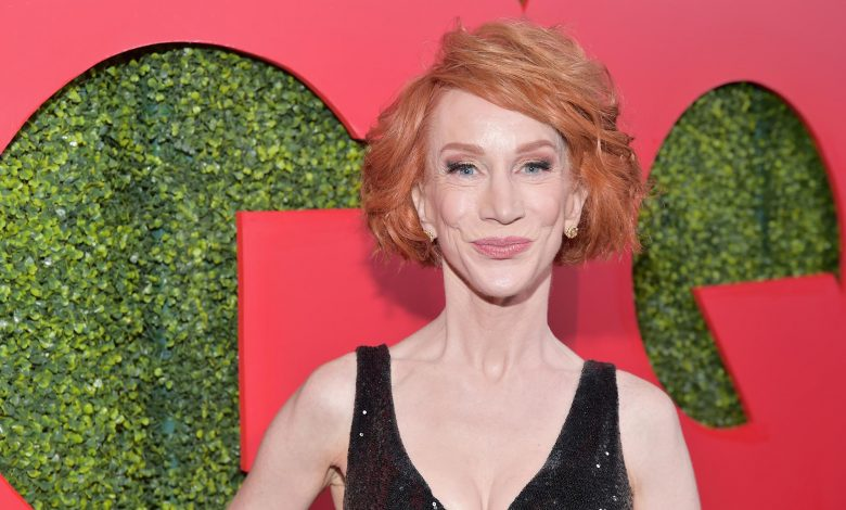 Kathy Griffin reveals lung cancer diagnosis, will have surgery to remove half of lung