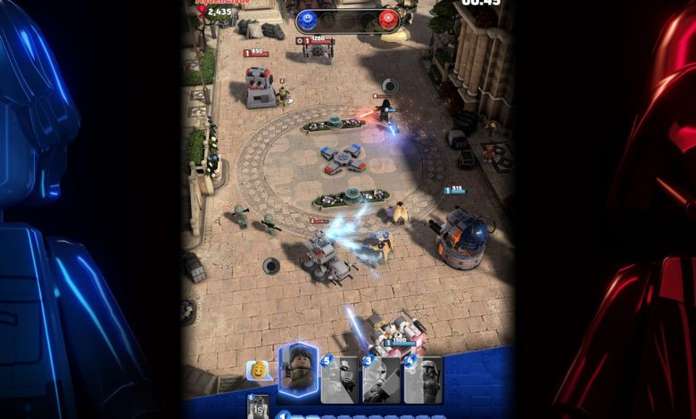Lego Star Wars Battles coming soon exclusively to Apple Arcade