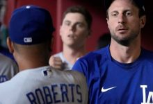 Max Scherzer thrilled to have another 'great chance to win' as he settles in with Los Angeles Dodgers