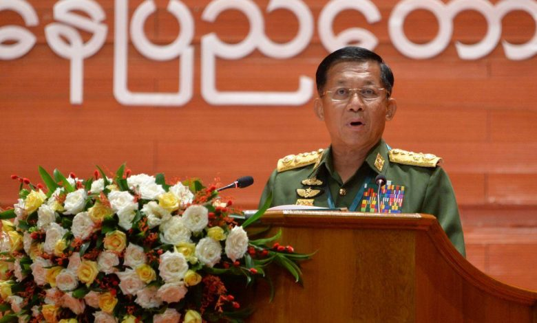 Myanmar's military ruler promises to hold multi-party elections