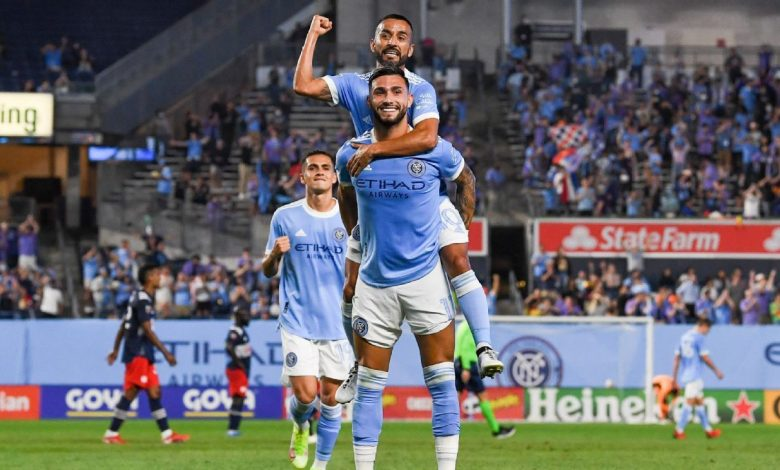 New England stumbles at NYCFC, but remain on top with talisman Gil on the mend