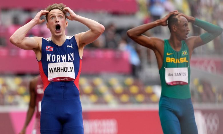 Olympics 2021 live updates - A blazing world record, Kevin Durant leads USA men, plus more from Tokyo