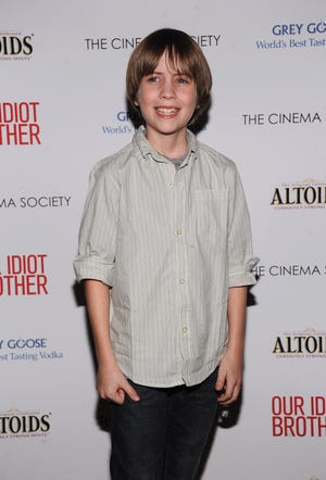 """Matthew Mindler attends The Cinema Society & Altoids screening of """"Our Idiot Brother"""" in New York on Aug. 22, 2011."""