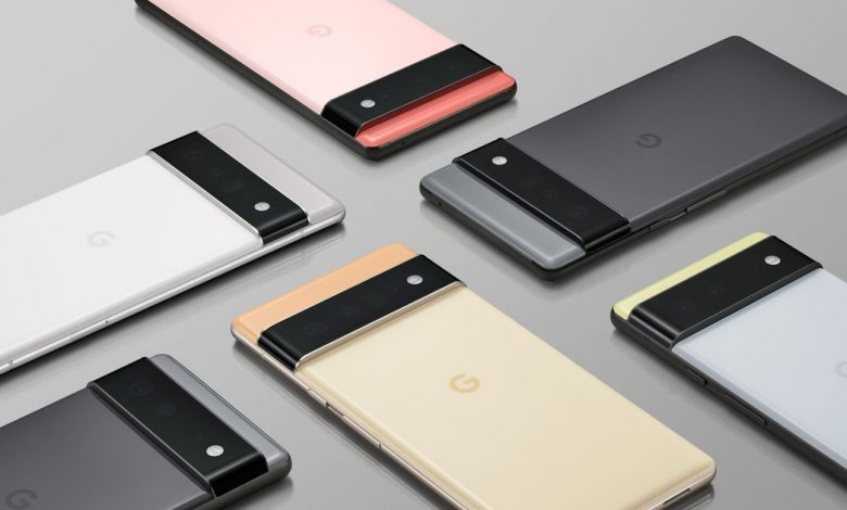 Pixel 6 and 6 Pro unveiled: Google's new phones sport chip designed in-house