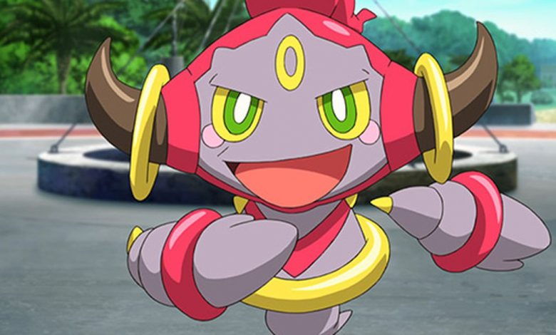 Pokemon Go getting mythical Hoopa for first time in its next season