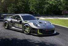 Porsche 911 GT2 RS Clubsport 25 is a hell of a birthday present for Manthey Racing