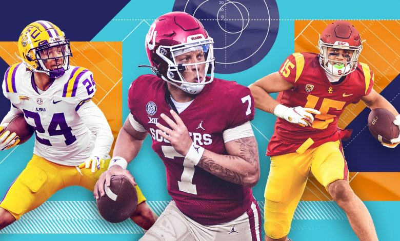 Position U - Which schools produce the most college football talent at each position?