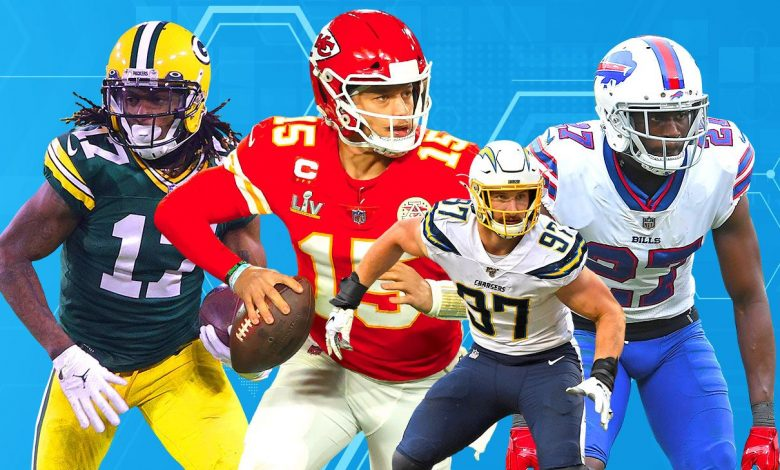 Predicting the top 100 players for the 2021 season and why they'll be among the league's best