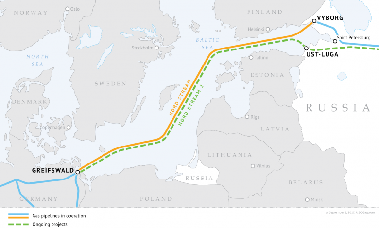 Russia's hand in Nord Stream 2 could be nightmare alley for EU